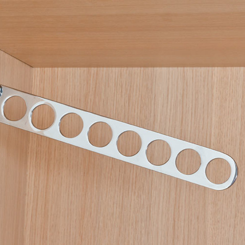 Hangers rack, clothes rack
