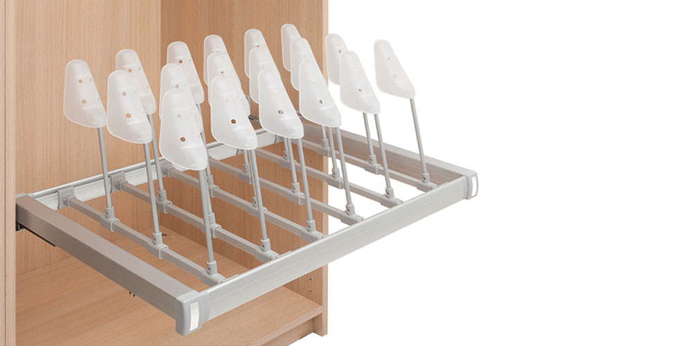shoe racks for wardrobes dequm