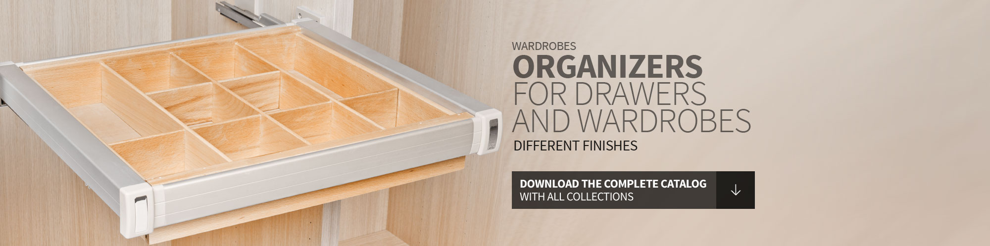 organizers for drawers